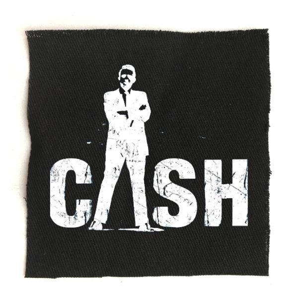 нашивка Johnny Cash +++