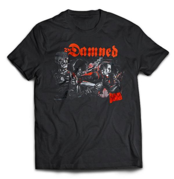 футболка The Damned