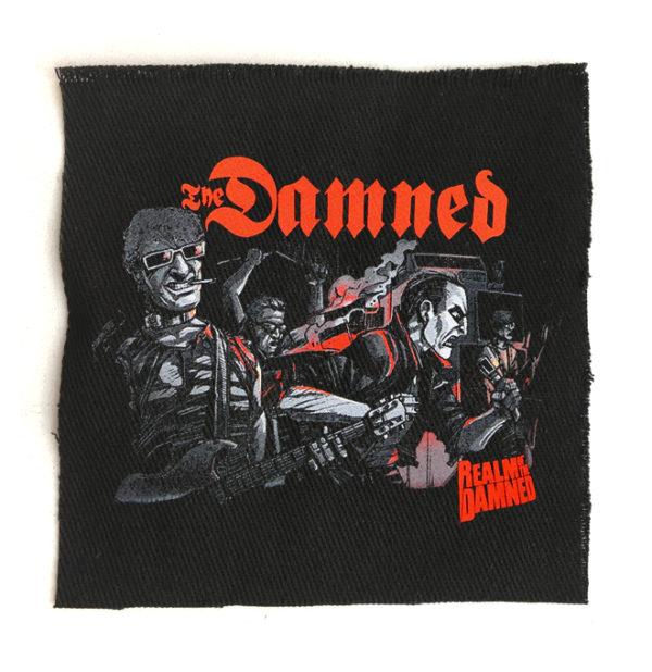 нашивка The Damned