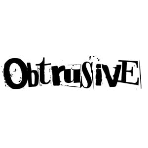 Obtrusive