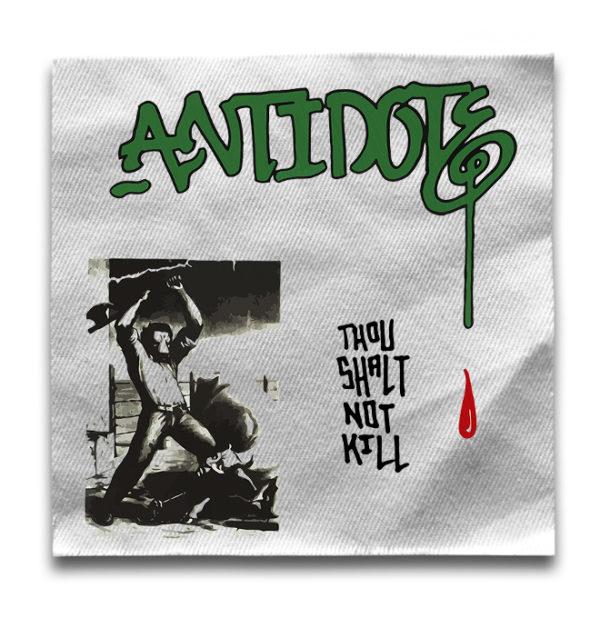 нашивка Antidote