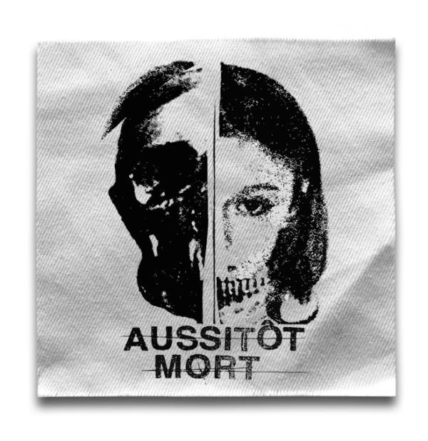 нашивка Aussitiot Mort