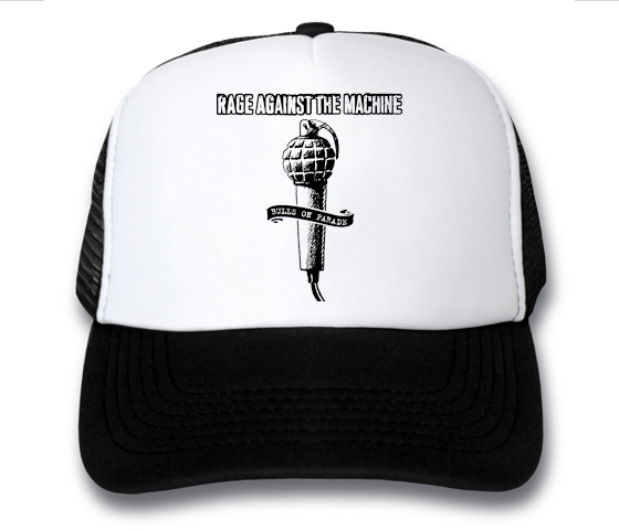 кепка Rage Against The Machine