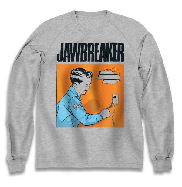 свитшот Jawbreaker