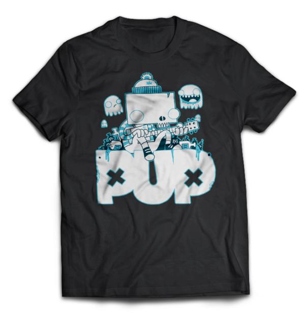 футболка PUP