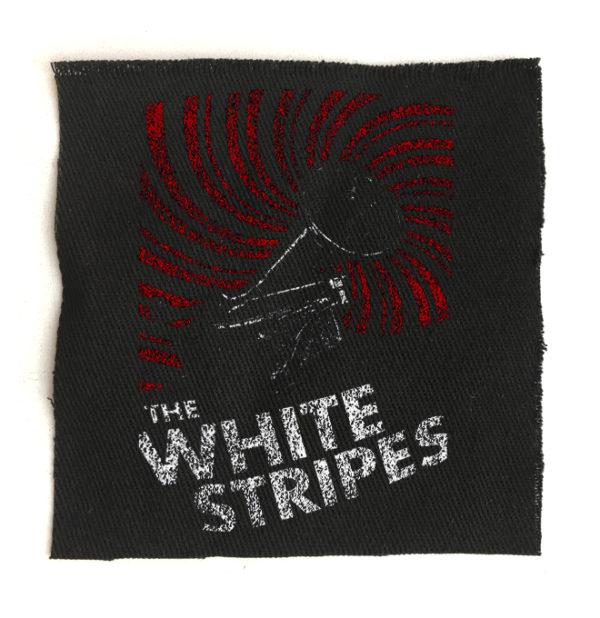 нашивка White Stripes