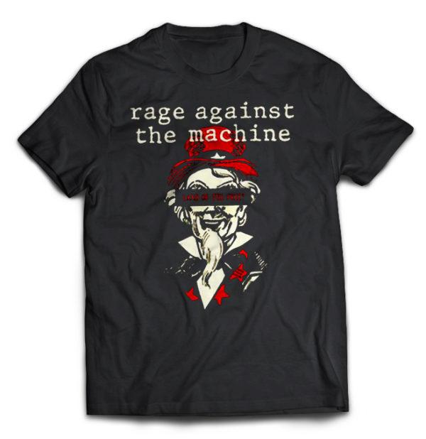 футболка Rage Against The Machine