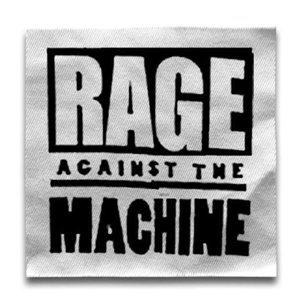 нашивка Rage Against The Machine