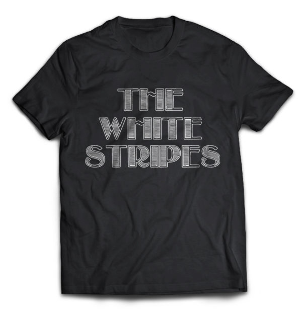 футболка White Stripes