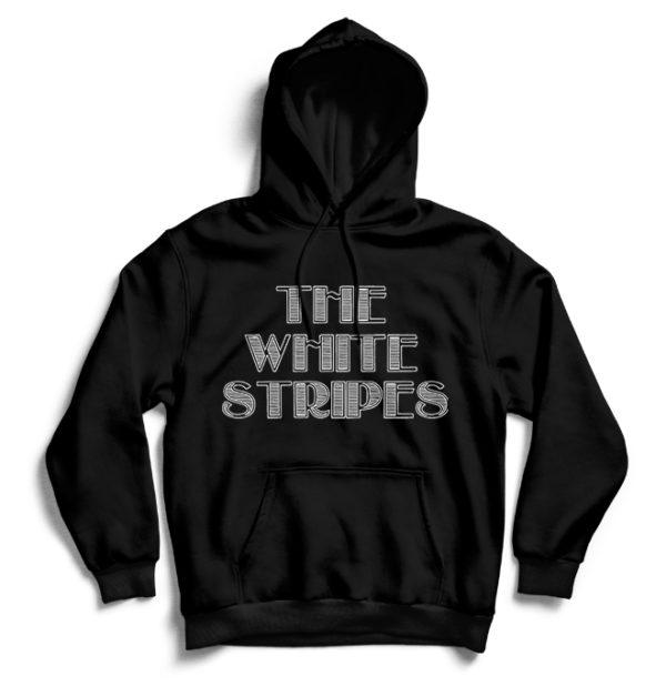 худи White Stripes