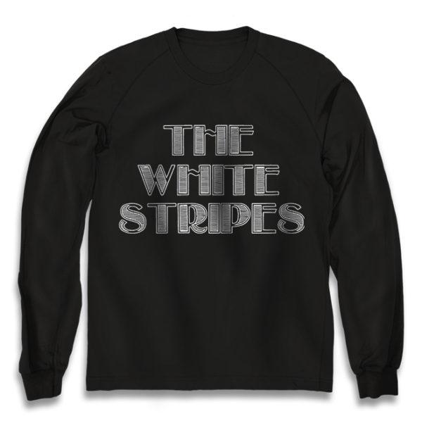 свитшот White Stripes