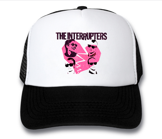 кепка Interrupters