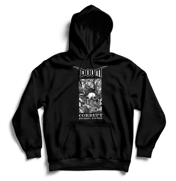 худи Doom