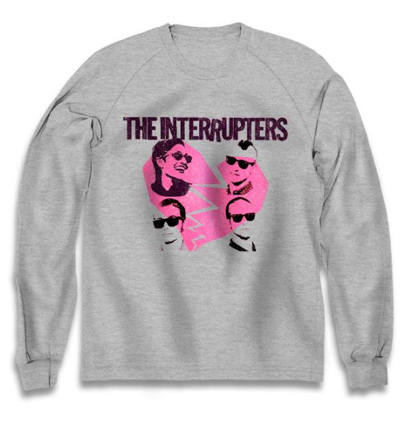 свитшот Interrupters