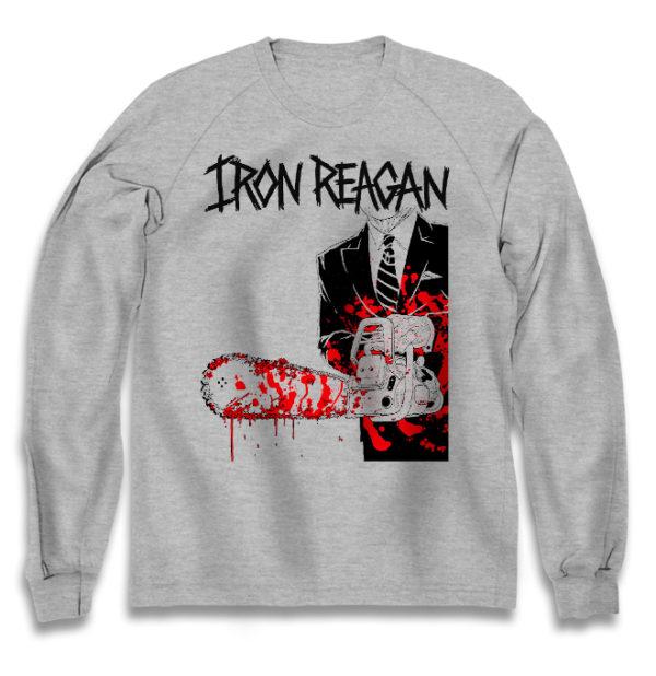 свитшот Iron Reagan