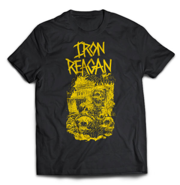 футболка Iron Reagan