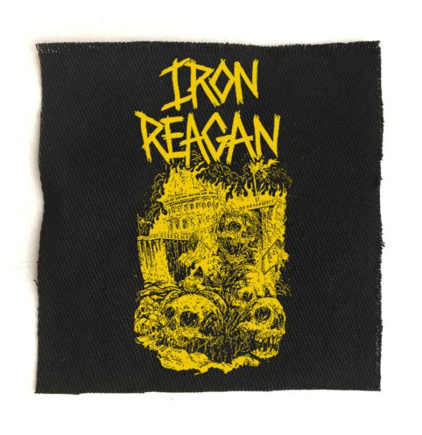 нашивка Iron Reagan