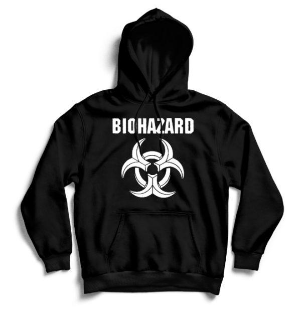 худи Biohazard