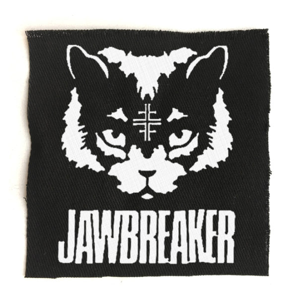 нашивка Jawbreaker
