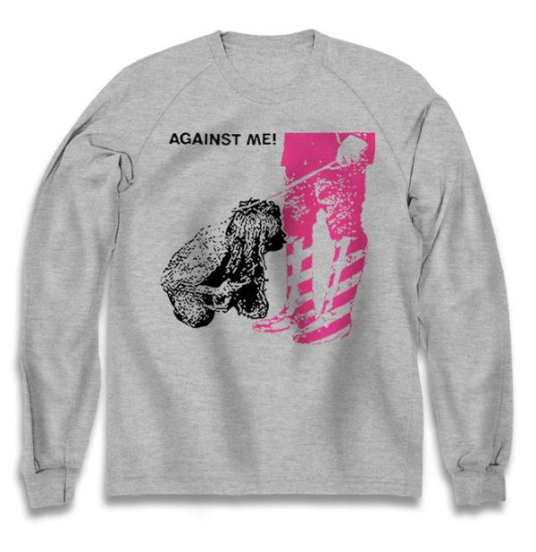свитшот Against Me