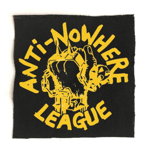 нашивка Anti Nowhere League