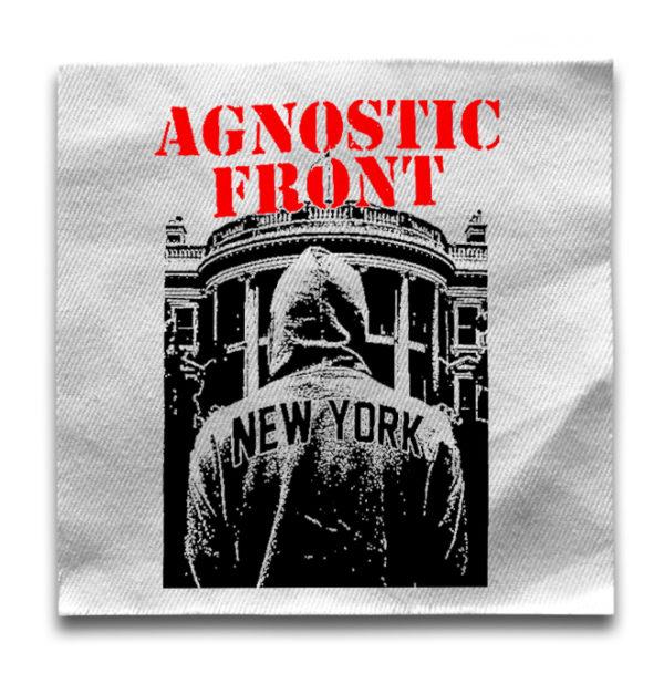 нашивка Agnostic Front