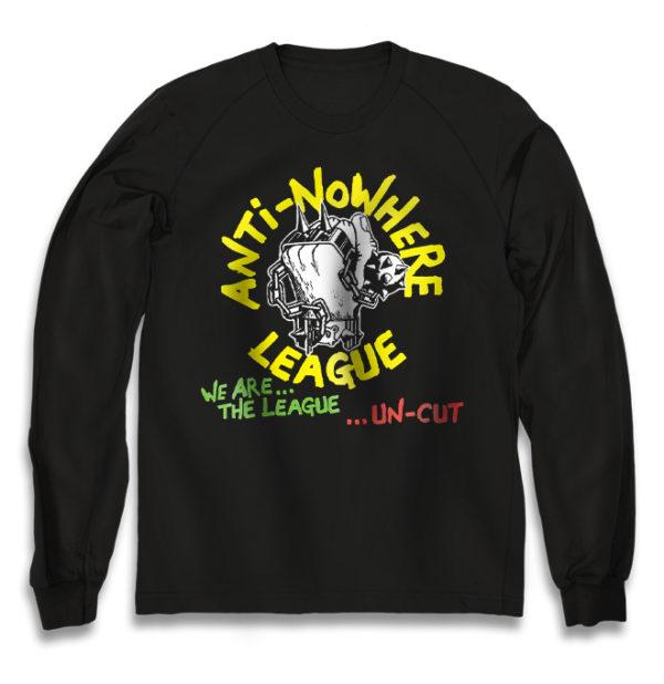 свитшот Anti Nowhere League