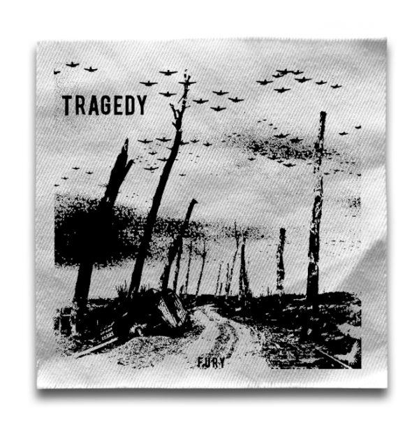 нашивка Tragedy