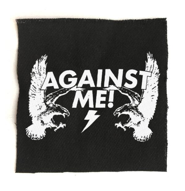 нашивка Against Me