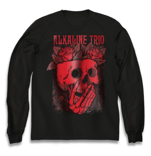 свитшот Alkaline trio