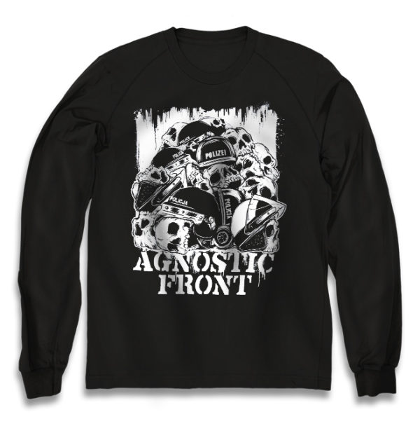 свитшот Agnostic Front
