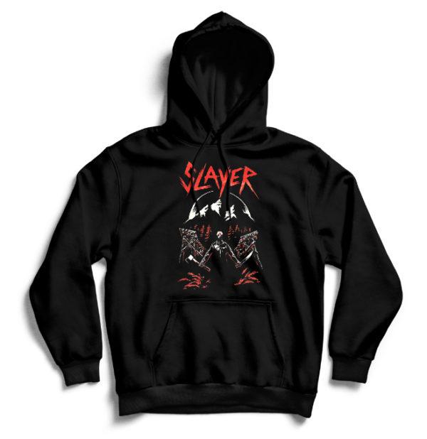 худи Slayer