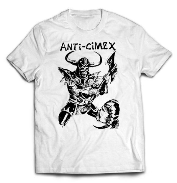 футболка белая Anti-Cimex