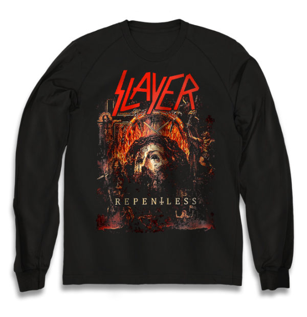 свитшот Slayer