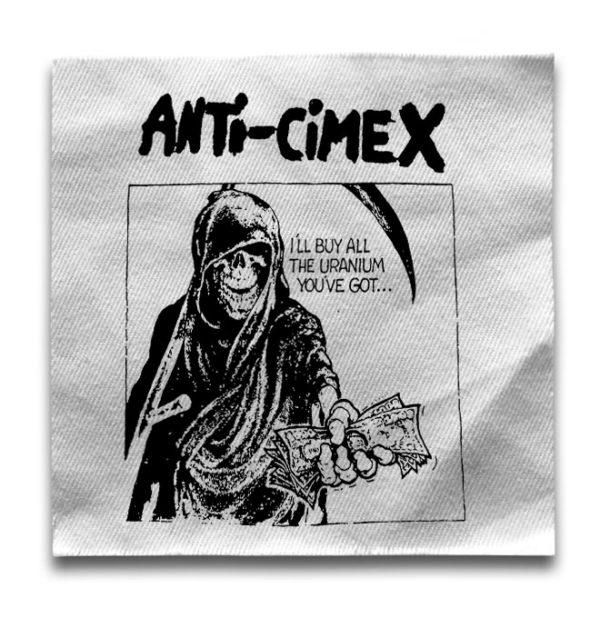 нашивка Anti-Cimex