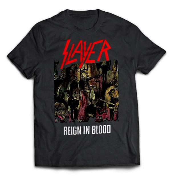 футболка Slayer