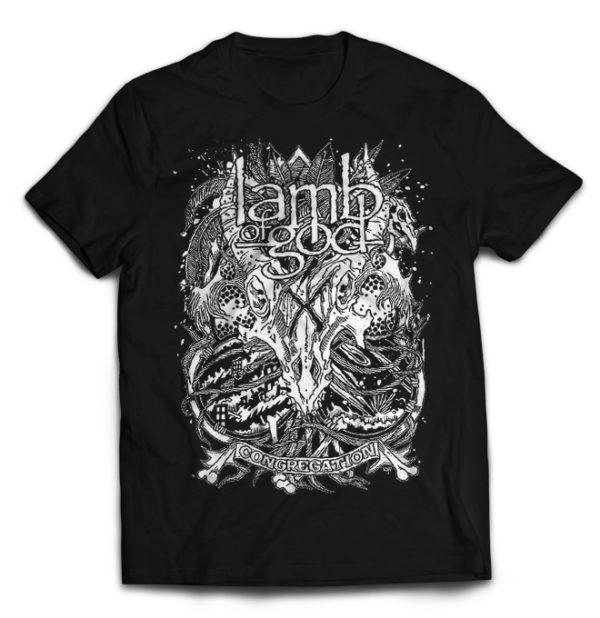 футболка Lamb Of God
