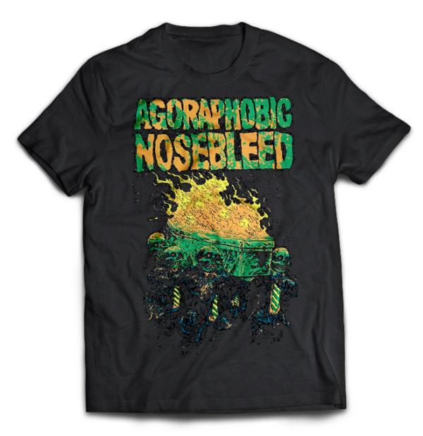 футболка Agoraphobic Nosebleed