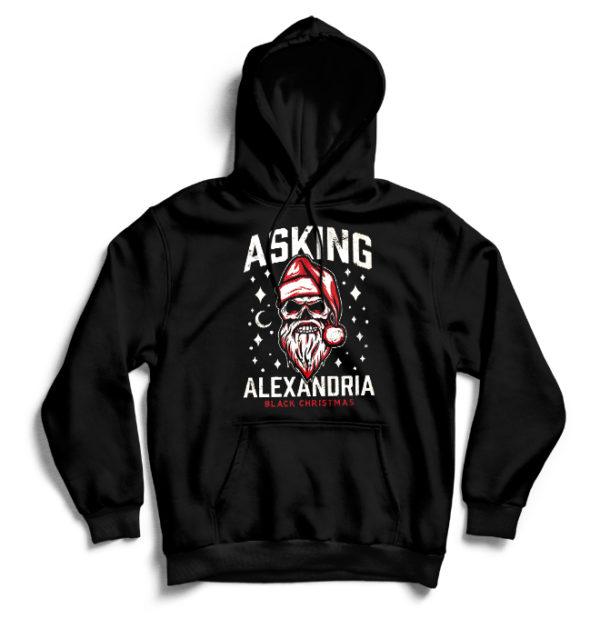 худи Asking Alexandria