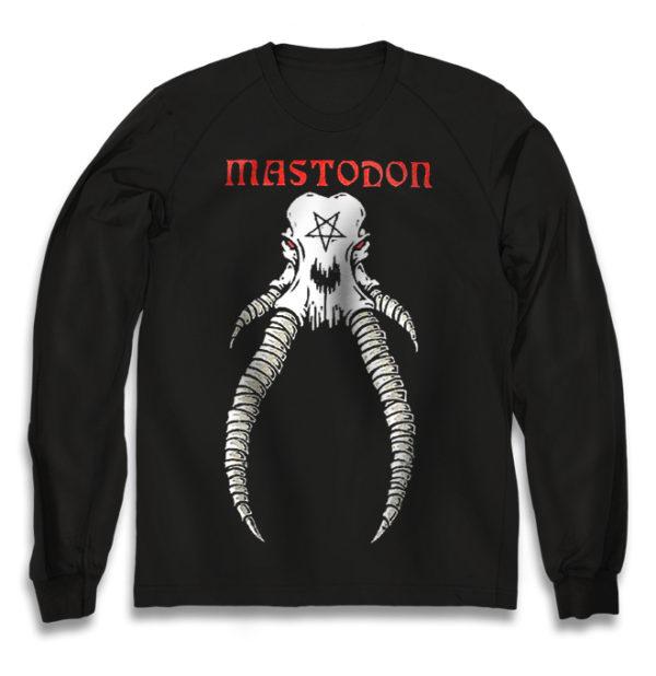 свитшот Mastodon