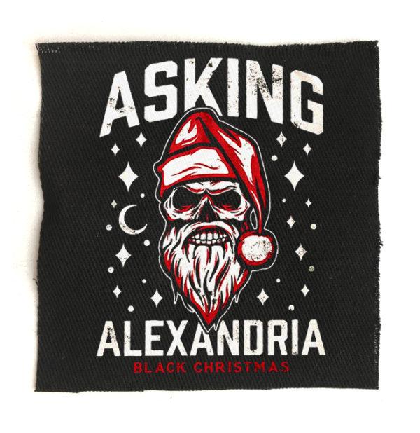 нашивка Asking Alexandria
