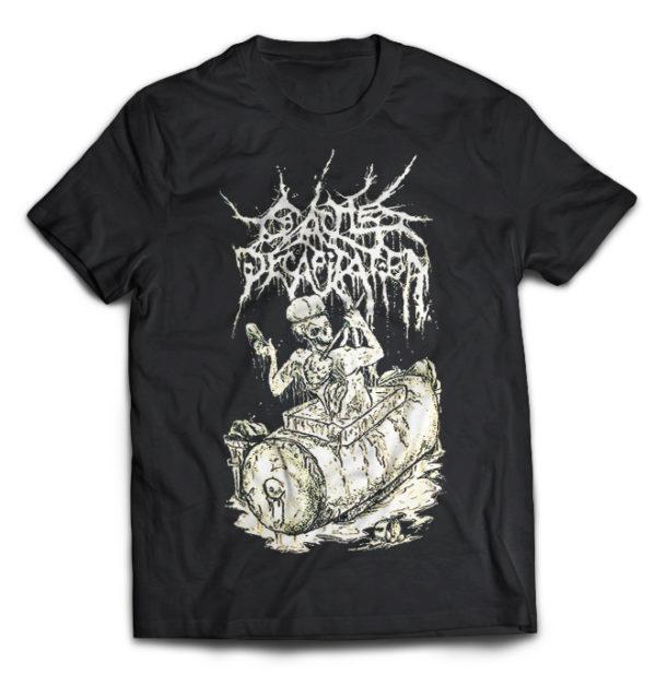 футболка Cattle Decapitation