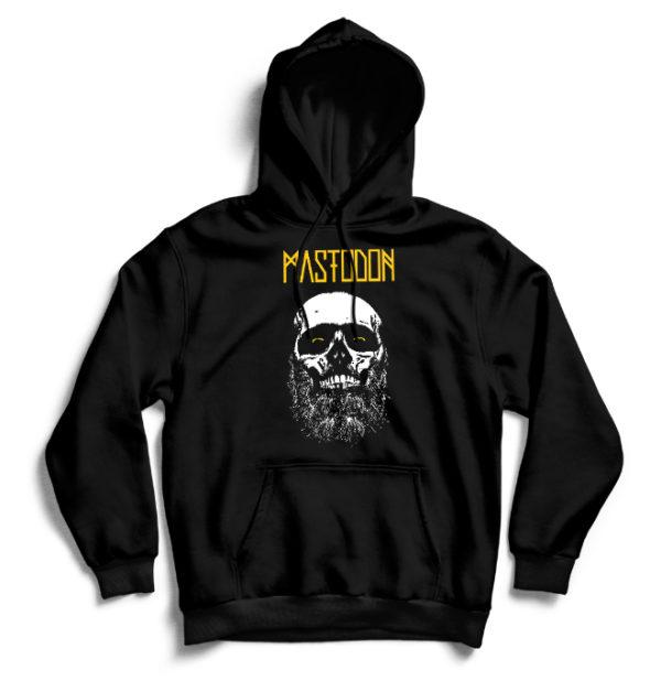 худи Mastodon