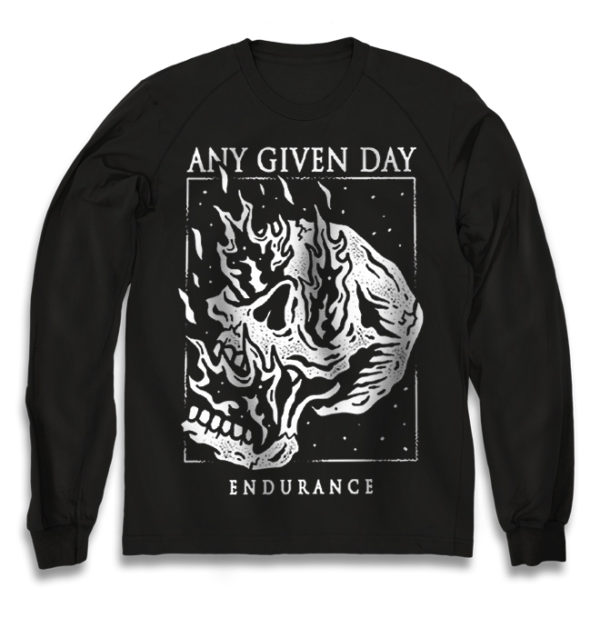 свитшот Any Given Day
