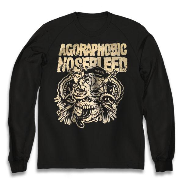 свитшот Agoraphobic Nosebleed