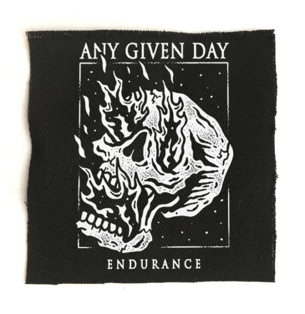 нашивка Any Given Day