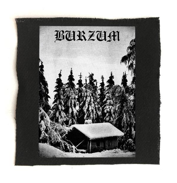 нашивка Burzum