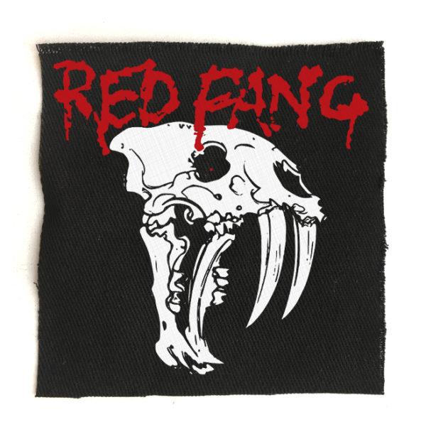 нашивка Red Fang