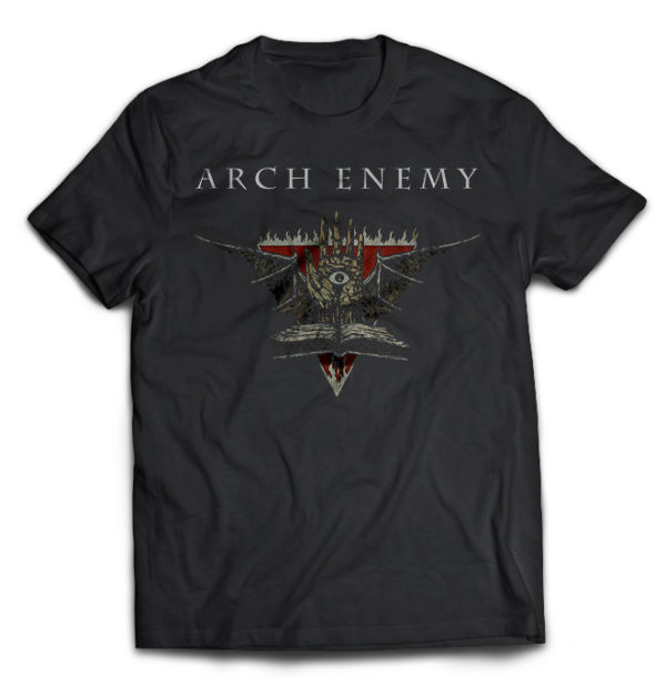 футболка Arch Enemy