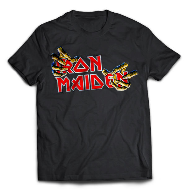 футболка Iron Maiden